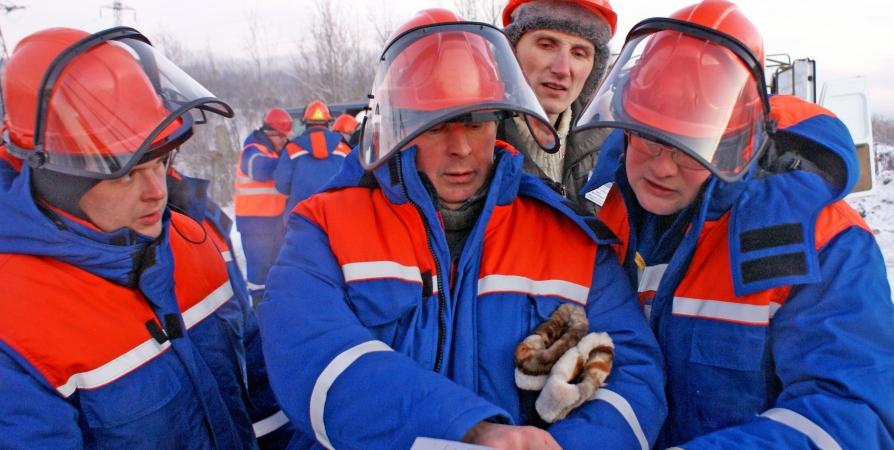 Мурманский филиал «Россети Северо-Запад» работает в режиме повышенной готовности