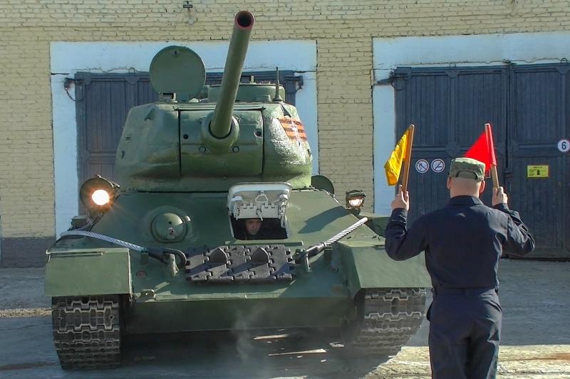 Первая репетиция парада ко Дню Победы в Мурманске состоится 3 мая