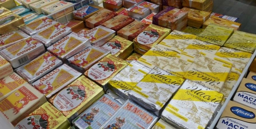 Мурманскому бизнесмену запретили использовать бренд «Вологодского масла»