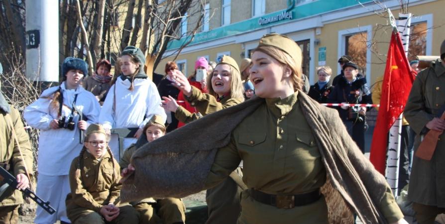 Для мурманчан опубликована праздничная программа 76-летия Победы