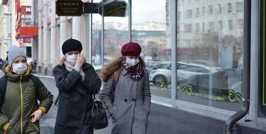 50 305 заболевших CoViD-19 в Мурманской области