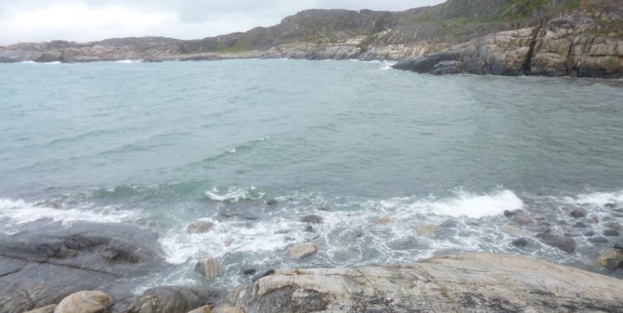 В Печенгском заливе двое суток искали пропавших в 2019 году дайверов