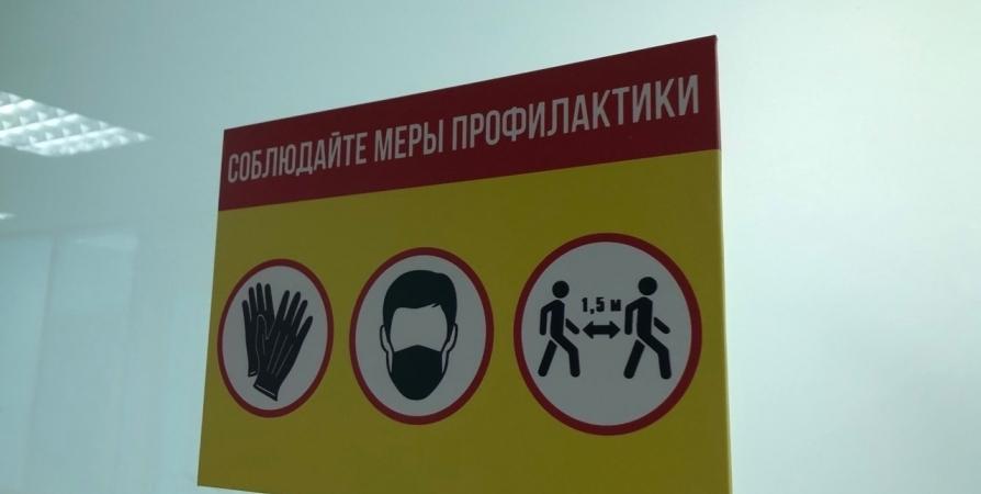 С начала пандемии в Заполярье скончались 1157 пациентов с коронавирусом