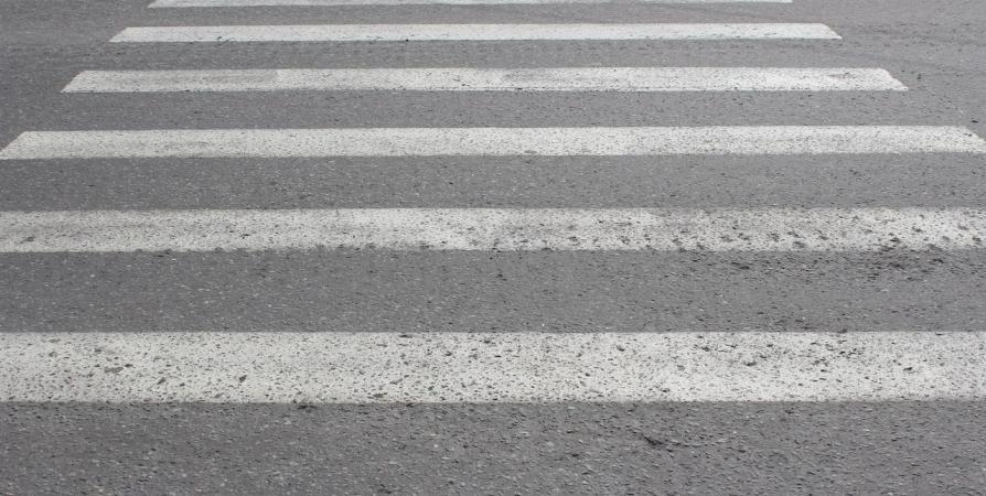 13-летнюю девочку в Мурманске сбил на «зебре» Hyundai