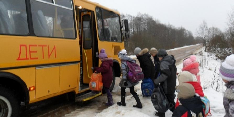 Детские автобусы в Заполярье оснастят системой ГЛОНАСС