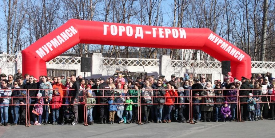 Программа мероприятий на День Победы в Мурманске