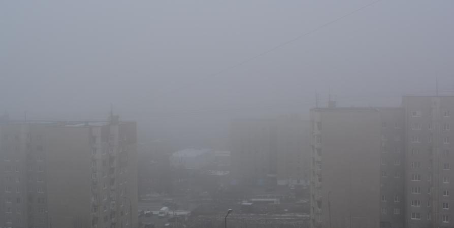Утром гололедица и до +7° в течение дня на Кольском полуострове