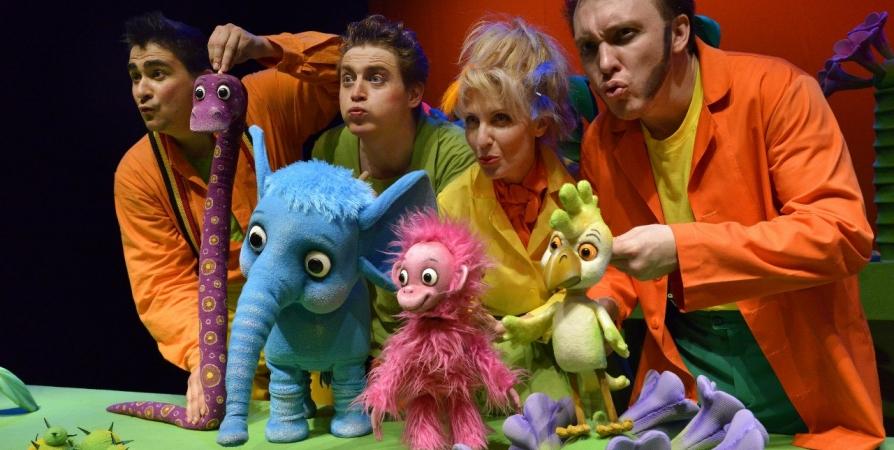 В Мурманск с гастролями в мае приедет саратовский театр кукол