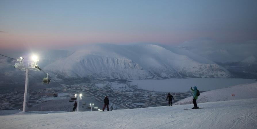 В Хибинах горнолыжный сезон длился 151 день