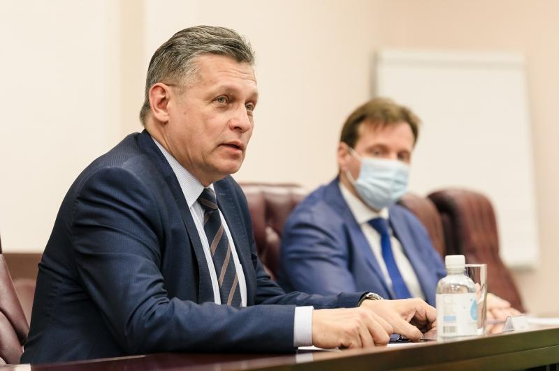 Главе региона представили временного руководителя ГТРК «Мурман»
