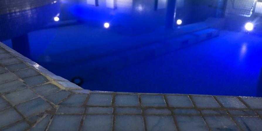 В новом бассейне Колы 13 мая пройдут первые бесплатные сеансы