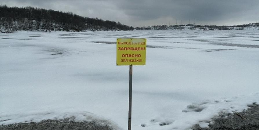 На юго-востоке Заполярья уровни воды в реках повышаются до 50 см