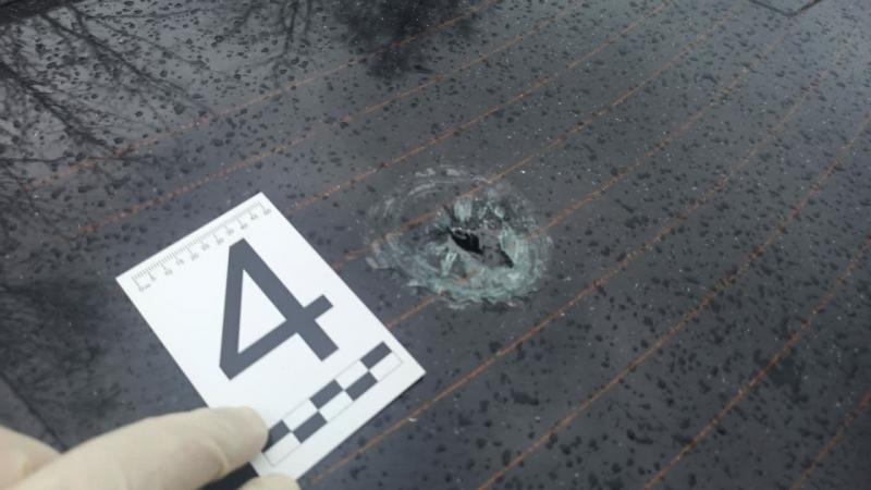 Выстрел пришелся мурманскому полицейскому в голову
