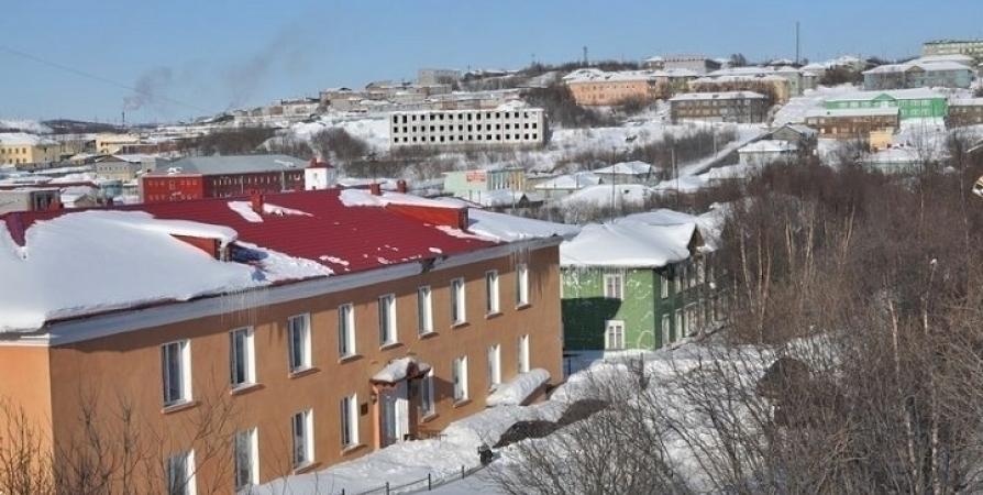В Мурманске выбрали подрядчика для первого дома в Больничном городке