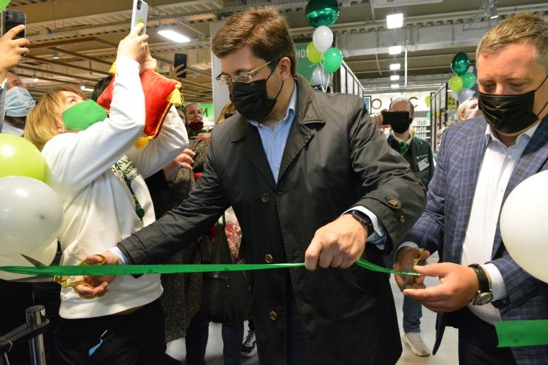 В Мурманске открылись первые супермаркеты «Перекрёсток»