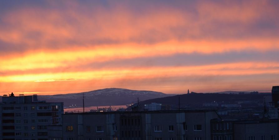 Сегодня прогнозируют дождь и до +12° на юге Мурманской области