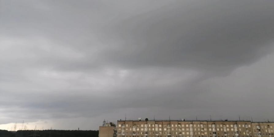 Первые майские грозы прогремели ночью в Мурманской области