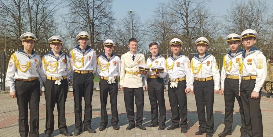 Северяне вошли в число победителей Всероссийского слета кадетов