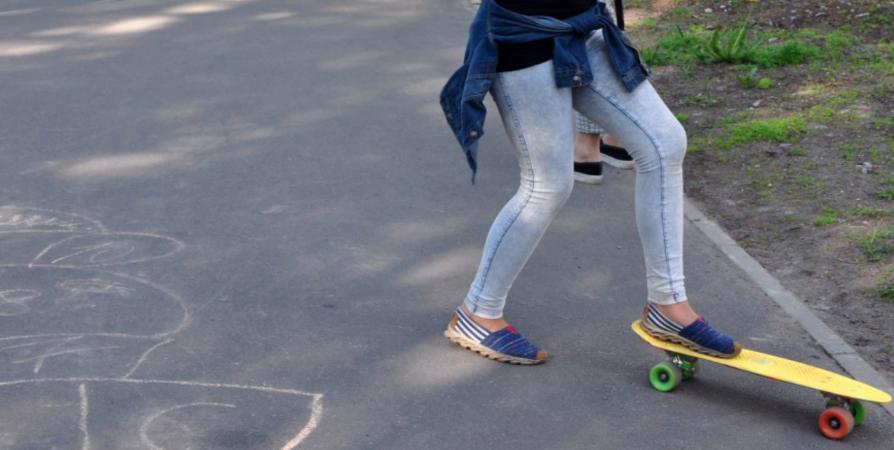 Возле мурманского ТЦ на Рогозерской появится скейт-площадка