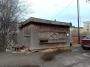 В Мурманске ищут владельца деревянного строения на Каменной
