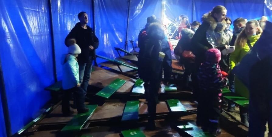 После падения трибун в передвижном цирке в Кировске возбудили дело