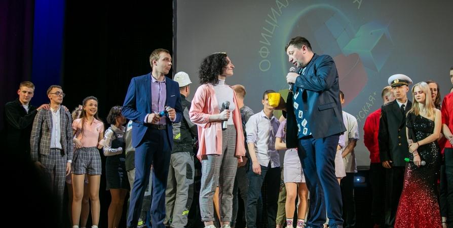 В Мурманске состоялись четвертьфинальные игры лиги КВН