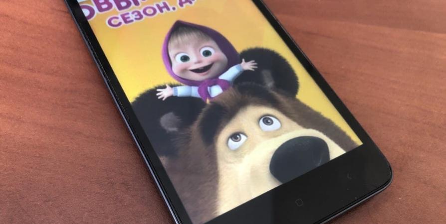 Какие мультсериалы маленькие мурманчане смотрят в онлайн-кинотеатре МегаФон