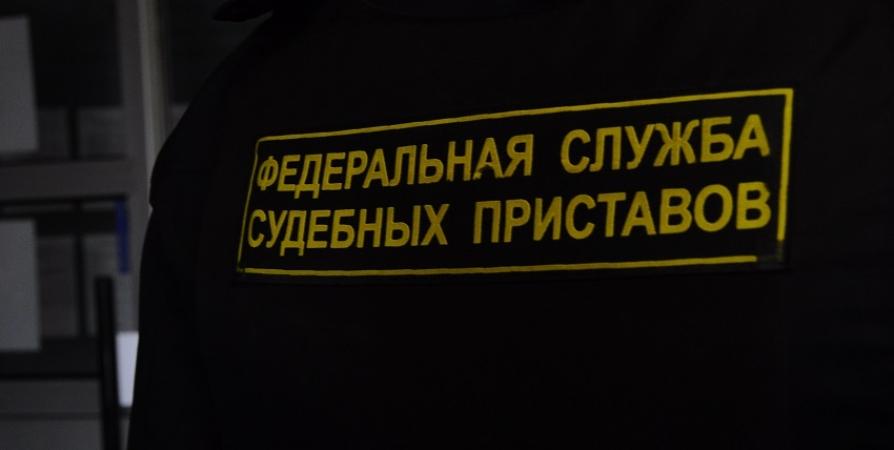В Ковдоре пристав встретил должника у отдела полиции после ареста