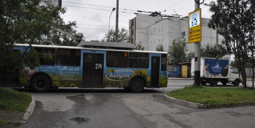 Мурманчане смогут попробовать себя водителем троллейбуса или автобуса