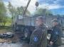 У бывшего совхоза под Мурманском нашли брошенные бочки с нефтепродуктами