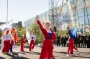 В Торговом порту Мурманска митингом и флешмобом отметили День России