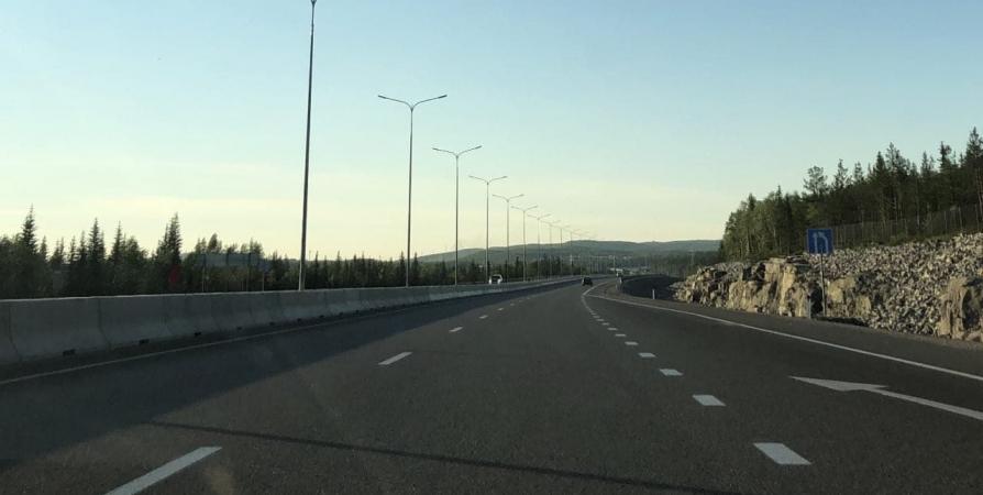 Ремонт путепровода перекроет дорогу Заполярный-Сальмиярви