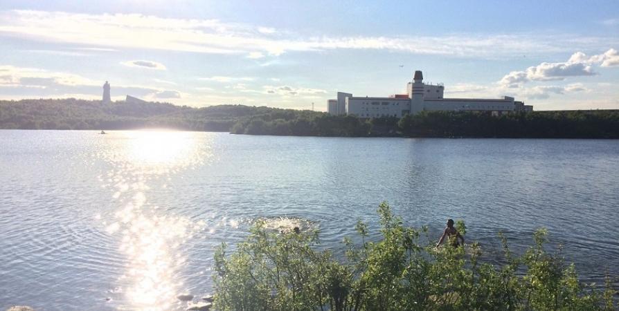 Озера и реки в Мурманской области не предназначены для купания