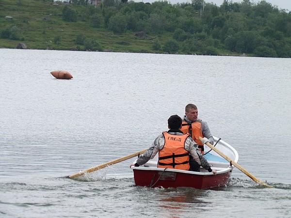 рыбалка на семеновском озере